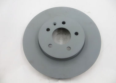 Gray Color Car Disc Brakes For Cadillac OEM 13585030 23118091 / Brake Replacement Parts